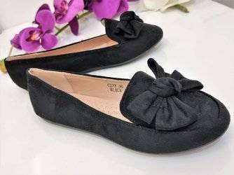 BALETKI CD77 BLACK