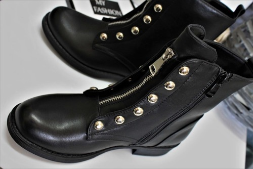 BOTKI  HQ953 BLACK