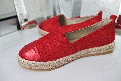 ESPADRYLE LX179 RED